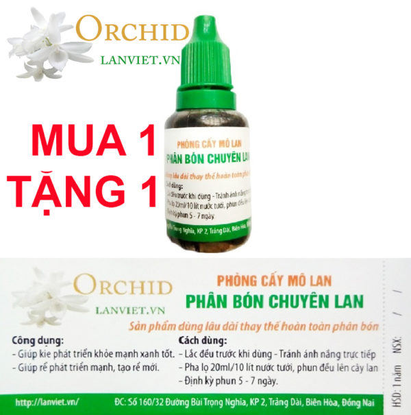 Phân Bón Chuyên Lan Lan Việt